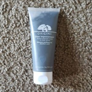 Origins Clear Improvements Charcoal Face Mask